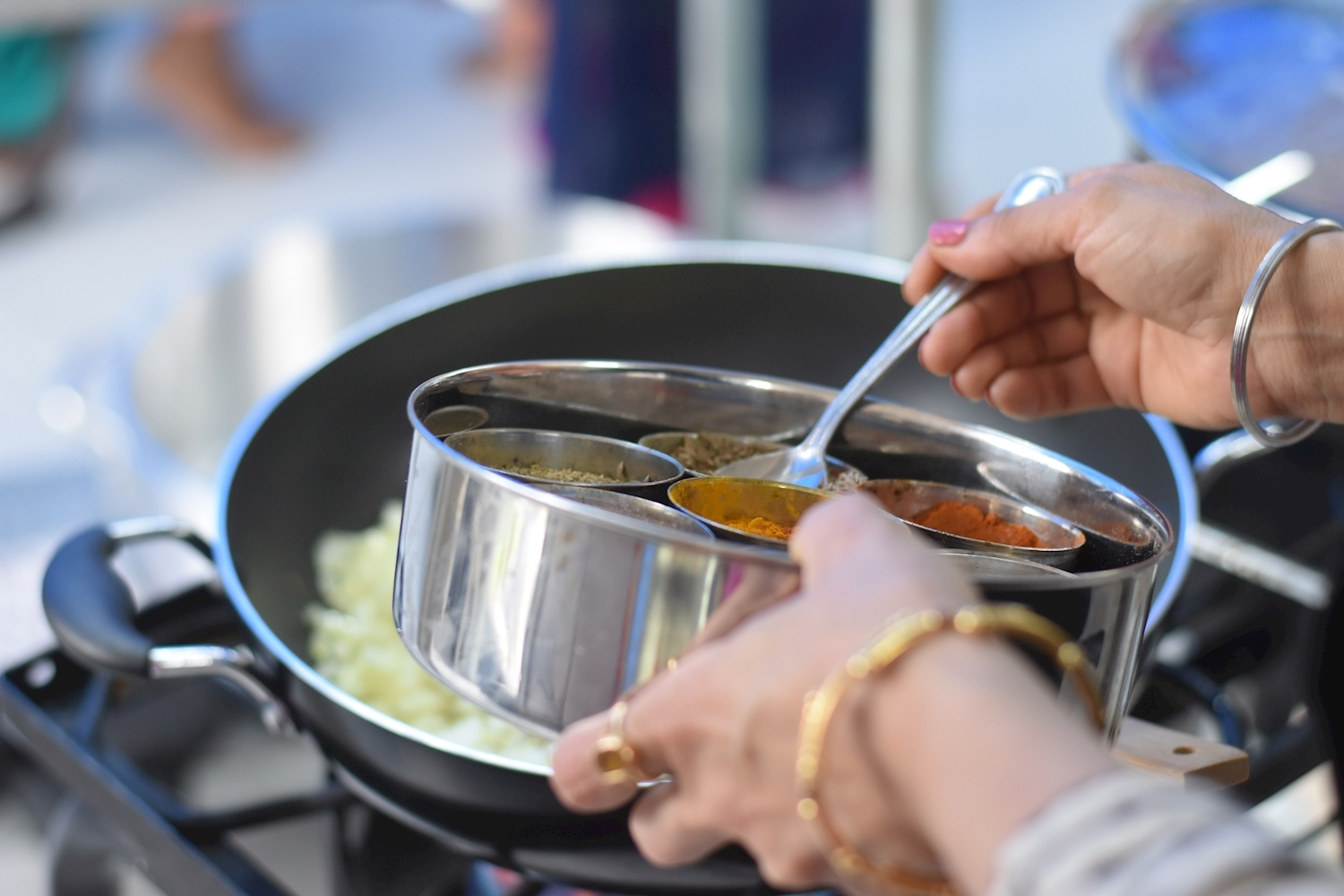 How to make an authentic Indian curry